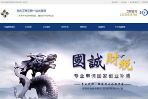 重庆国诚财税